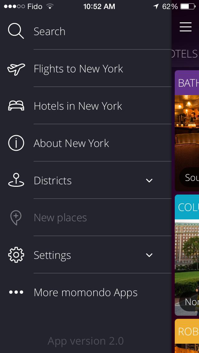 Поисковик авибилетов выпустил путеводители по городам: обзор приложения momondo Places - 12