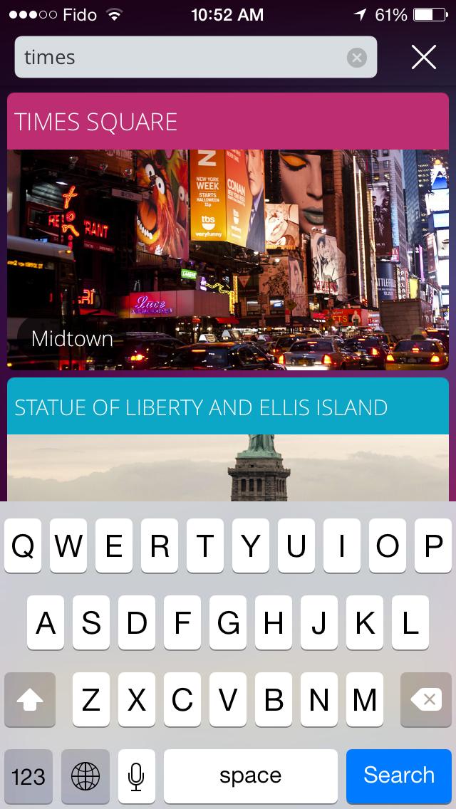 Поисковик авибилетов выпустил путеводители по городам: обзор приложения momondo Places - 13