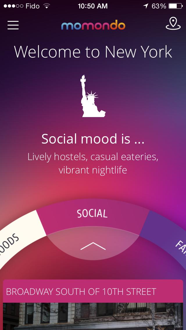 Поисковик авибилетов выпустил путеводители по городам: обзор приложения momondo Places - 3