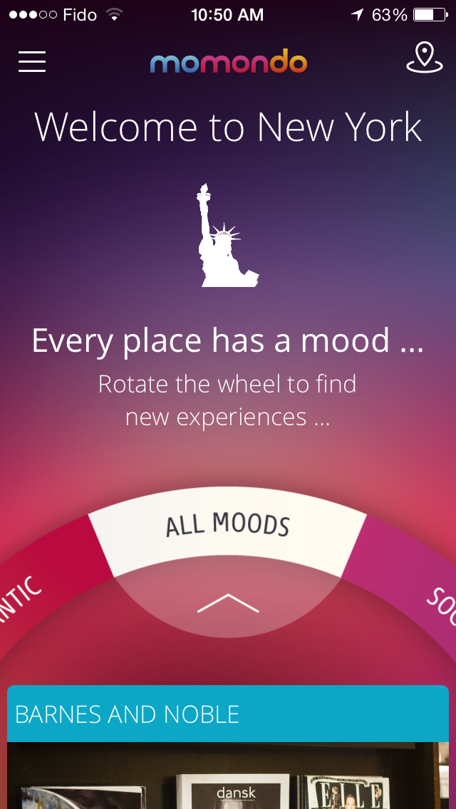 Поисковик авибилетов выпустил путеводители по городам: обзор приложения momondo Places - 5