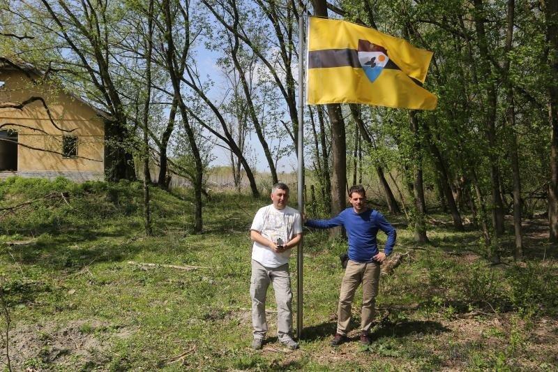Создано свободное государство Либерленд: «Живи и дай жить другим» - 2