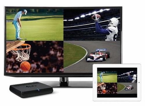 Для управления 4SeTV предполагается использовать мобильное приложение для устройств с iOS и Android