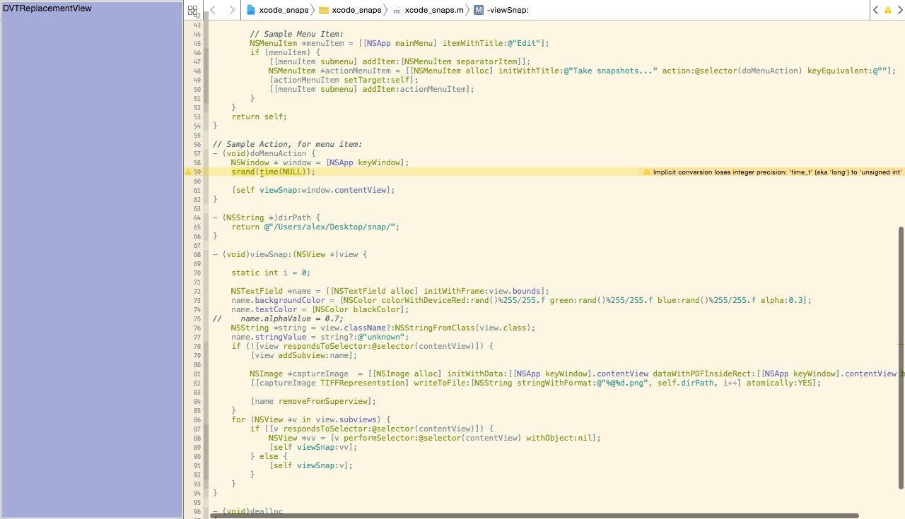 Xcode: плагины для плагинов - 3