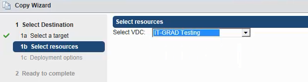 Выбор виртуального дата-центра компании ИТ-ГРАД