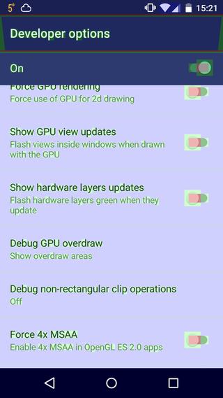 О производительности Android-приложений - 1