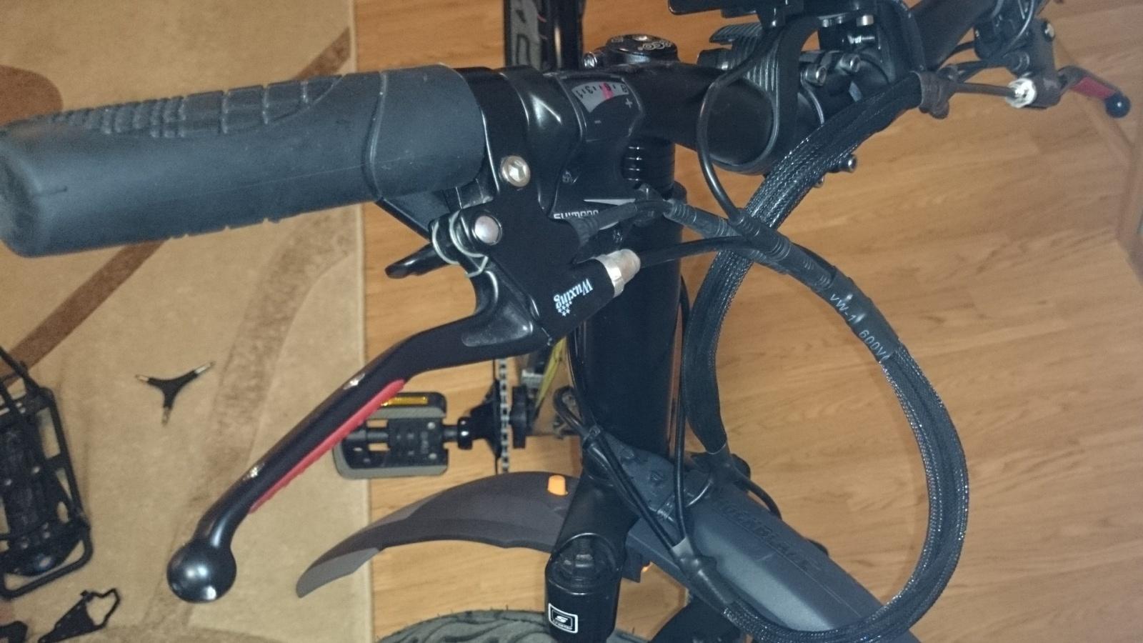 Обзор велогибрида Eltreco Inoy 3.0 - 6