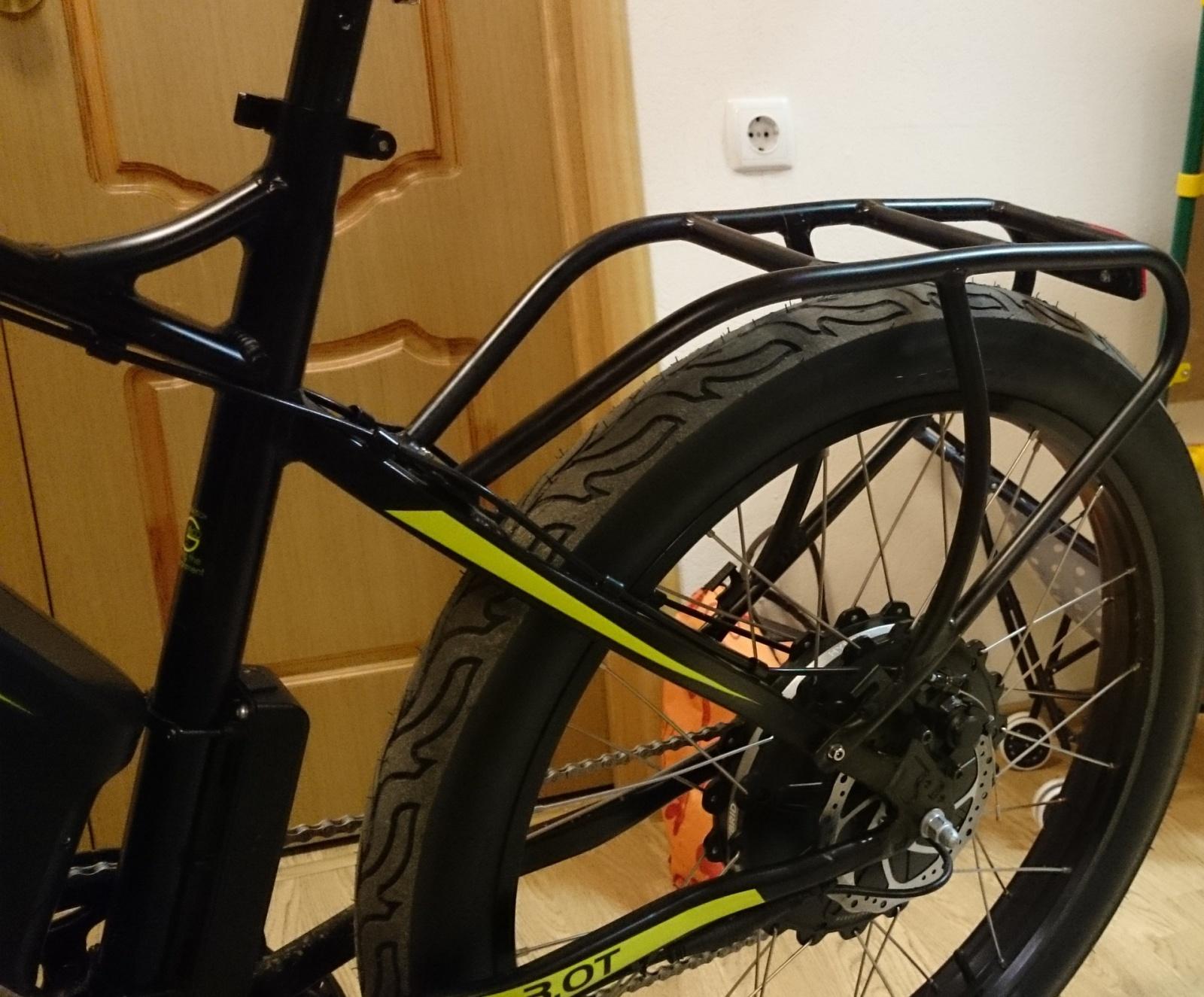 Обзор велогибрида Eltreco Inoy 3.0 - 8