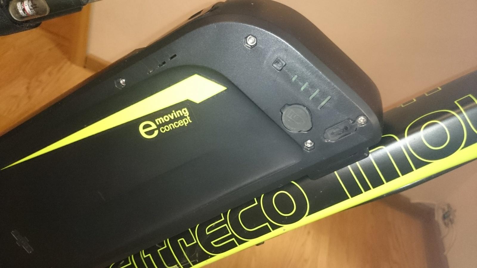 Обзор велогибрида Eltreco Inoy 3.0 - 9