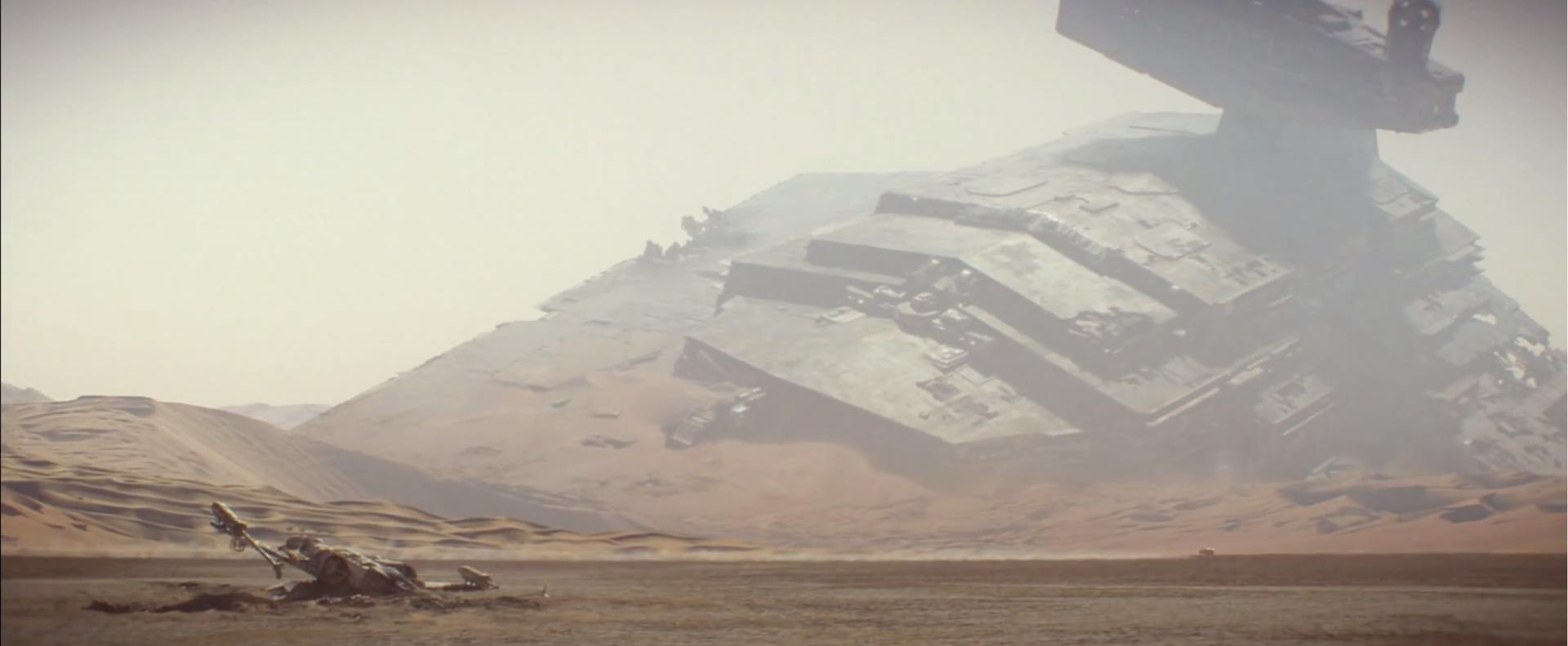 Второй тизер «Звёздных войн: пробуждения Силы» - 2