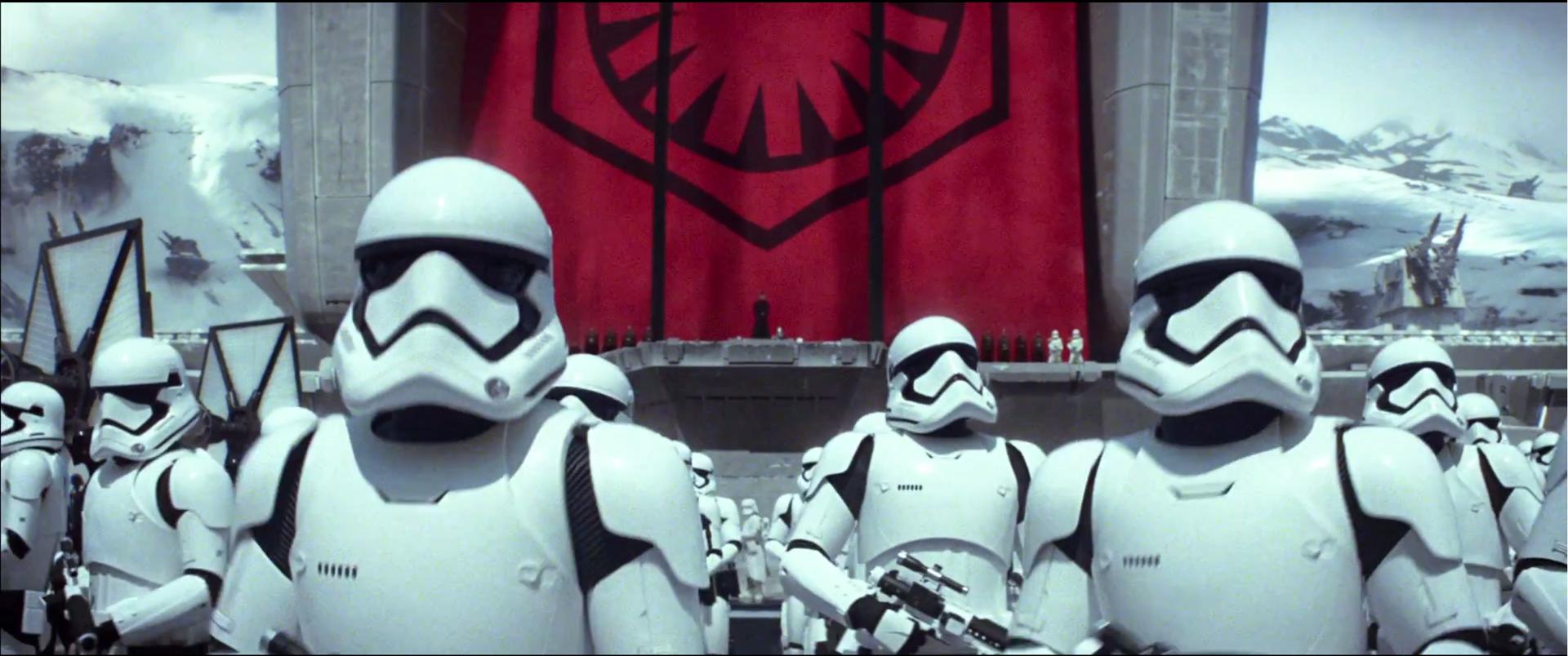 Второй тизер «Звёздных войн: пробуждения Силы» - 1