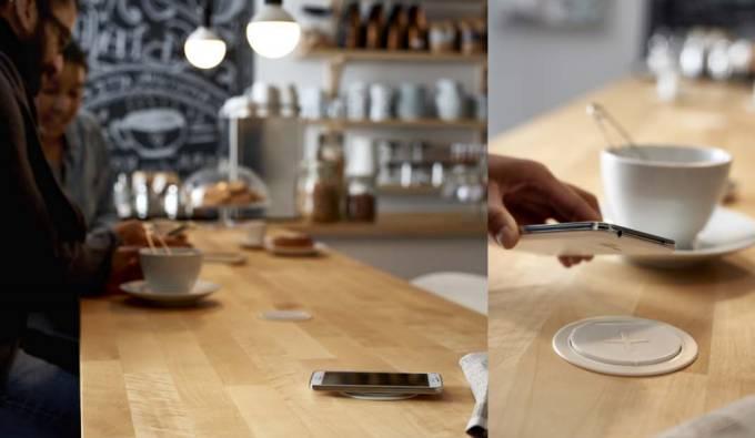 IKEA запускает продажу DIY-комплекта для встраивания беспроводных зарядок в обычную мебель - 1