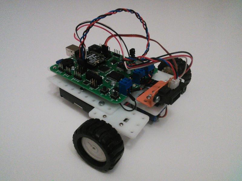 Как мы придумывали конструктор для детской робототехники. Часть 0. Акрил - 2