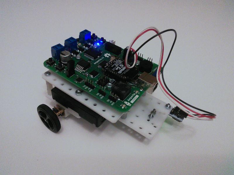 Как мы придумывали конструктор для детской робототехники. Часть 0. Акрил - 3