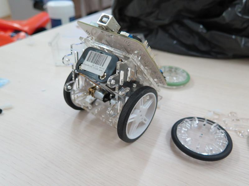Как мы придумывали конструктор для детской робототехники. Часть 0. Акрил - 6