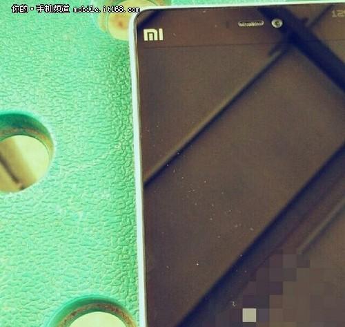 Первое фото Xiaomi Mi 4i демонстрирует еще более тонкую рамку - 1