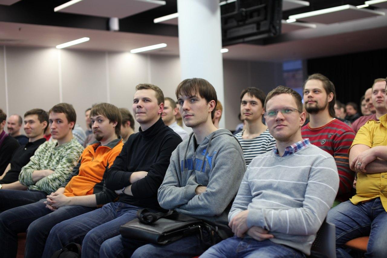 CLRium: продолжаем тур по городам. Екатеринбург и Питер - 3