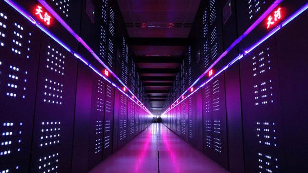 Intel и Cray начали создание суперкомпьютера производительностью 180 Петафлопс - 1