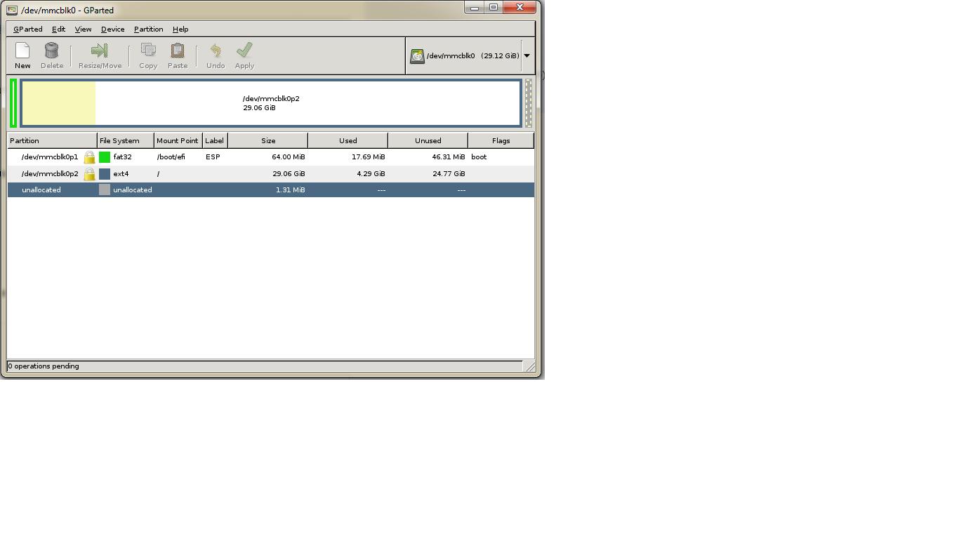 Meegopad T01 Руководство по установке линукса. Для работы в качестве удаленного сервера - 4