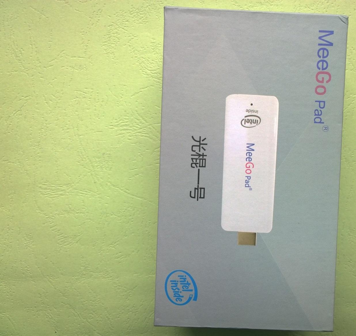 Meegopad T01 Руководство по установке линукса. Для работы в качестве удаленного сервера - 1