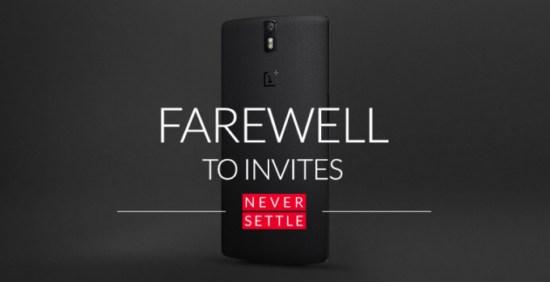 OnePlus отменила систему приглашений для желающих купить OnePlus One. OnePlus Two стартует в третьем квартале - 1