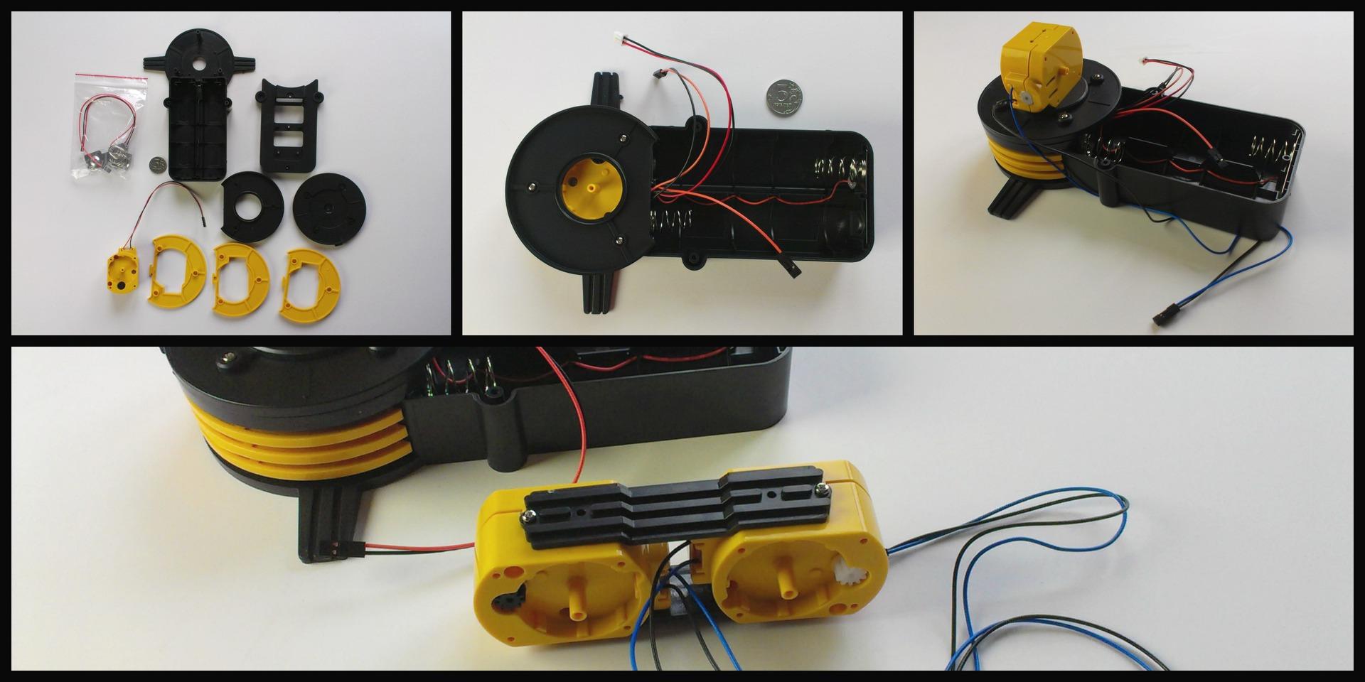 Как сделать робота из проволки: Другое: Про Детей 6