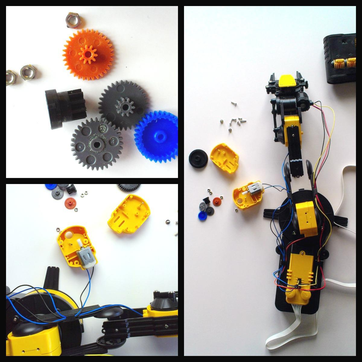 Как собрать робота своими руками за 6 часов и стать душой компании - 7