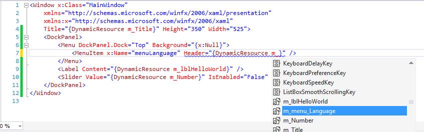 Локализация WPF приложений на лету - 3