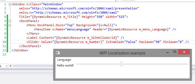 Локализация WPF приложений на лету - 4