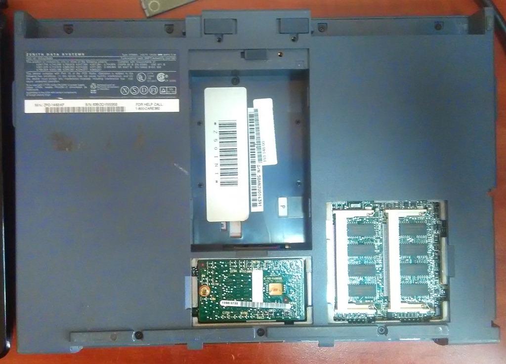 Обзор ноутбука Zenith Z-Note Flex - 15