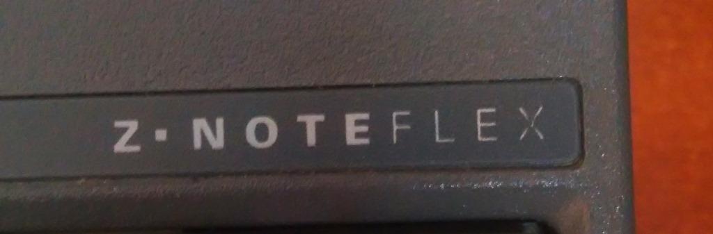 Обзор ноутбука Zenith Z-Note Flex - 24