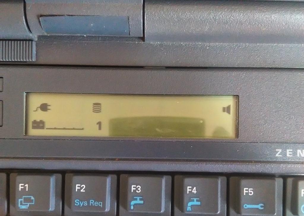 Обзор ноутбука Zenith Z-Note Flex - 5