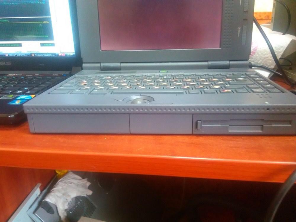 Обзор ноутбука Zenith Z-Note Flex - 8