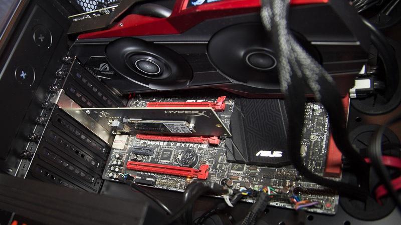 Обзор твердотельного накопителя HyperX Predator PCI-E - 7