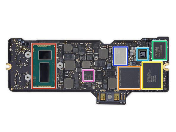 Разборка Retina Macbook 2015 от iFixit: невозможно ни отремонтировать, ни проапгрейдить - 20