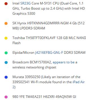 Разборка Retina Macbook 2015 от iFixit: невозможно ни отремонтировать, ни проапгрейдить - 21