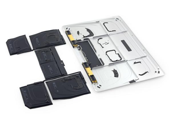 Разборка Retina Macbook 2015 от iFixit: невозможно ни отремонтировать, ни проапгрейдить - 26