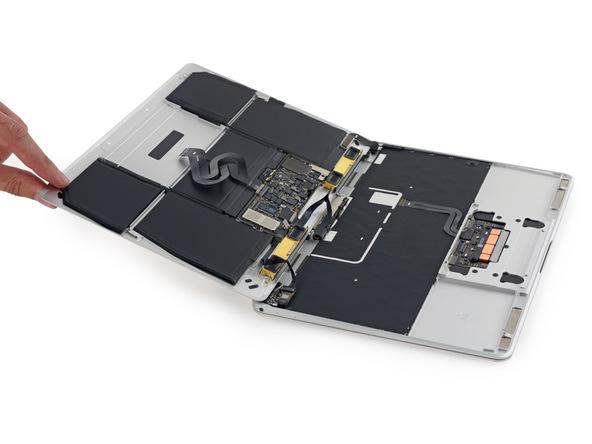 Разборка Retina Macbook 2015 от iFixit: невозможно ни отремонтировать, ни проапгрейдить - 5