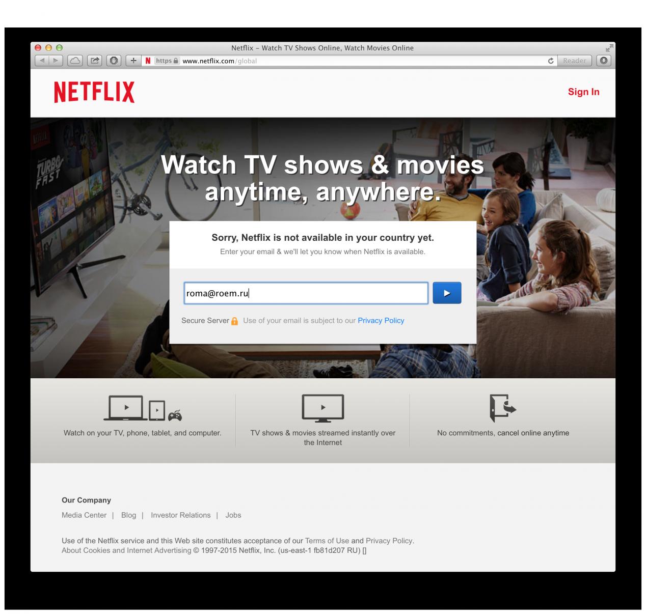 CEO Netflix: сильный доллар навредил финансовым результатам компании - 2