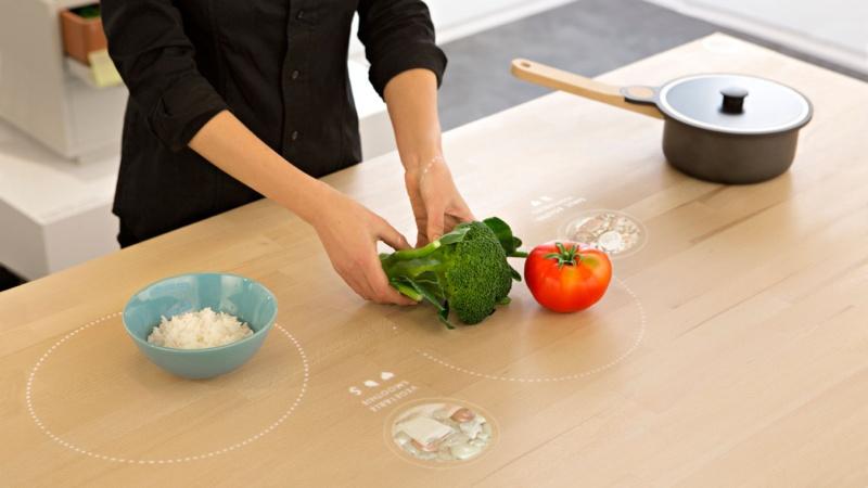 IKEA показала, как будет выглядеть кухня через 10 лет - 1