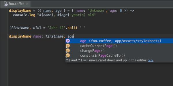 RubyMine 7.1: улучшенная работа с Puppet, JavaScript, CoffeeScript и не только - 5