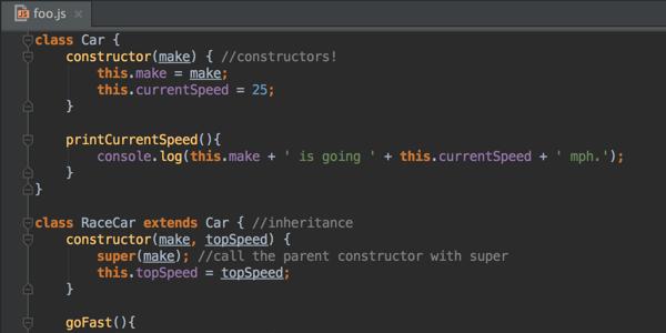 RubyMine 7.1: улучшенная работа с Puppet, JavaScript, CoffeeScript и не только - 6