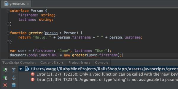RubyMine 7.1: улучшенная работа с Puppet, JavaScript, CoffeeScript и не только - 7