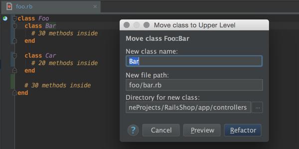 RubyMine 7.1: улучшенная работа с Puppet, JavaScript, CoffeeScript и не только - 8