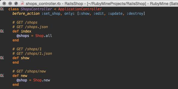 RubyMine 7.1: улучшенная работа с Puppet, JavaScript, CoffeeScript и не только - 9