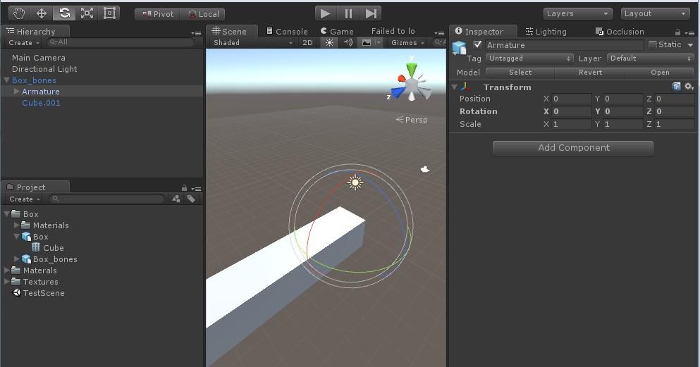 Экспорт из Blender в Unity или почему старые секреты уже не актуальны - 16