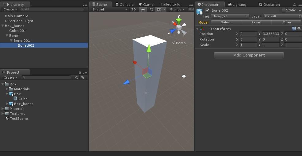 Экспорт из Blender в Unity или почему старые секреты уже не актуальны - 17