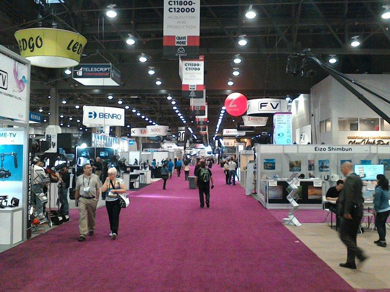 Общие впечатления от NAB Show 2015 в Лас-Вегасе - 11