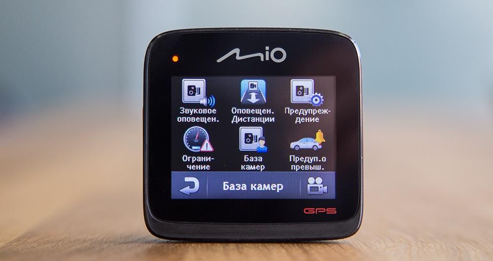 Обзор флагманского видеорегистратора MIO MiVue 588 - 11