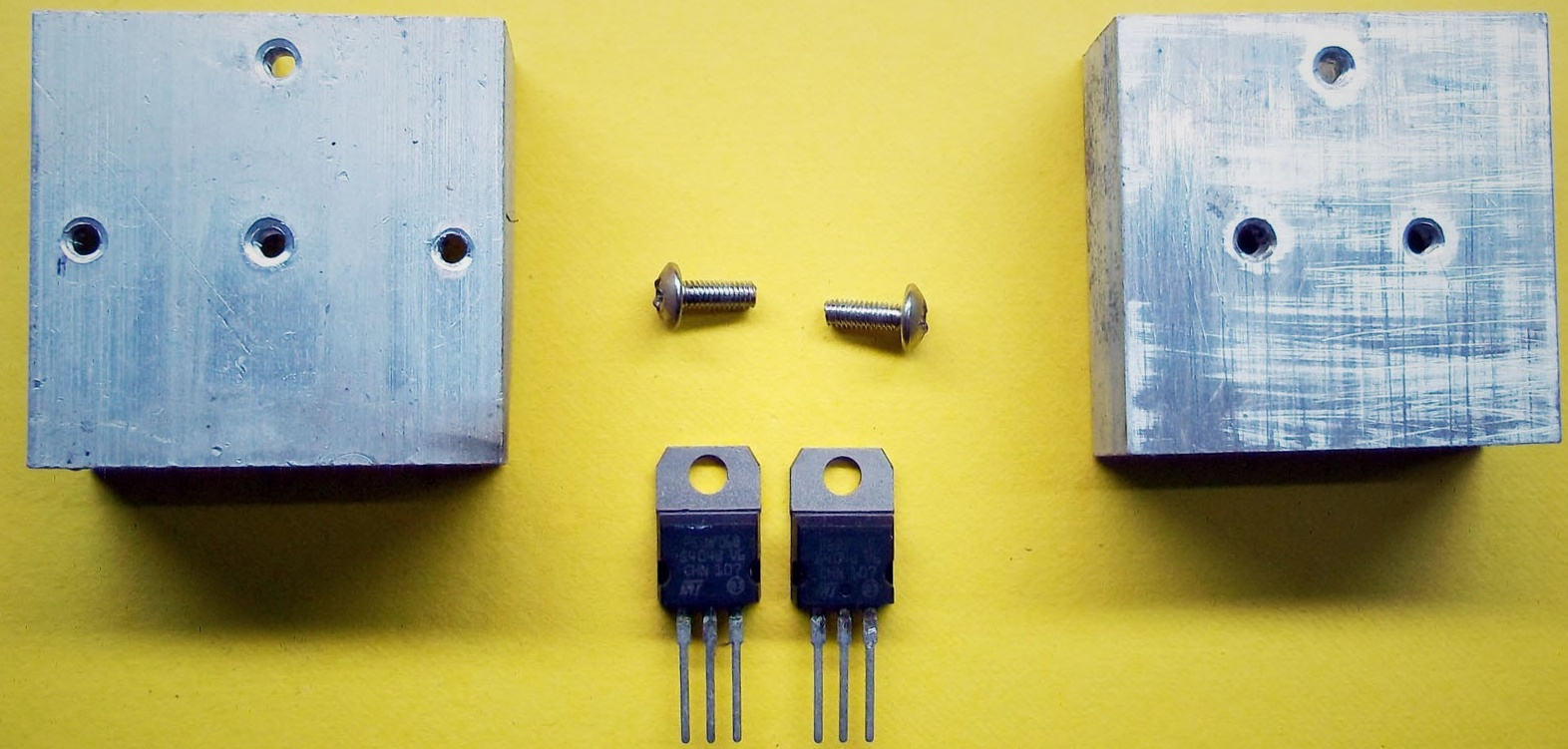 Использование драйвера ключей нижнего и верхнего уровней IR2110 — объяснение и примеры схем - 1