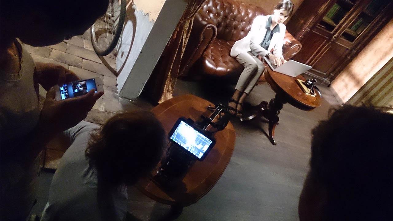 Как мы снимали видео-ролик для CMS - 8